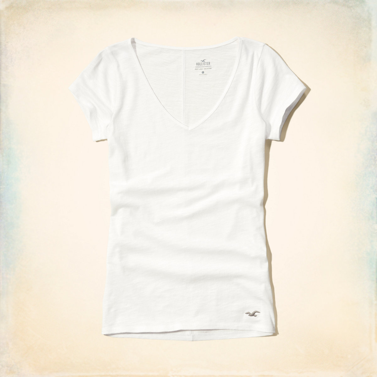 Must-Have V-Neck T-Shirt