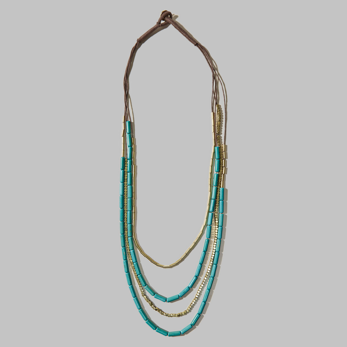 Beaded Layering Necklace