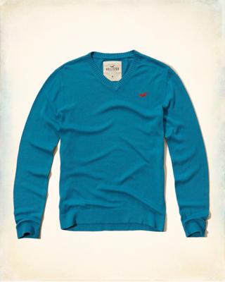 Hollister Camisas Cuello V