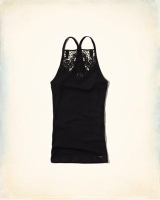 Must-Have Lace Tank