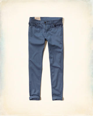 Hollister Super Skinny Five-Pocket Pants