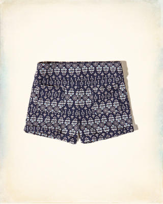 Knit Tap Shorts