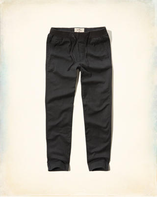 Hollister Pull-On Ankle Chino