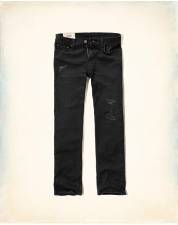 hol Hollister Slim Boot Jeans
