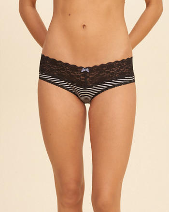 Gilly Hicks Cotton Bikini