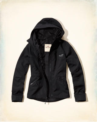 3-In-1 Nylon Jacket Shell