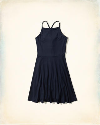 Must-Have Knit Skater Dress