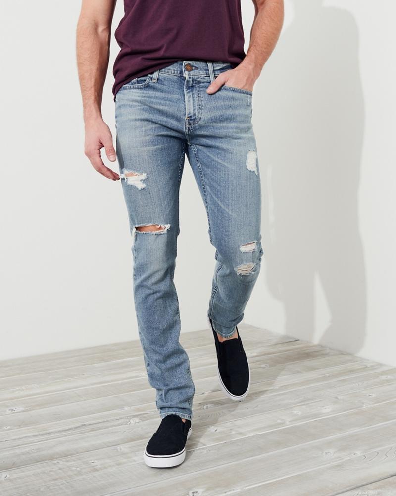 Super skinny fit jeans herren