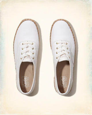 Keds Champion Washed Jute Sneaker