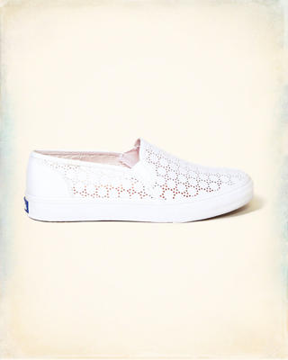 Keds Double Decker Perforated Sneaker