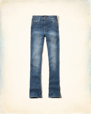 Hollister High-Rise Boot Jeans