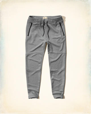 Hollister Neoprene Jogger Pants