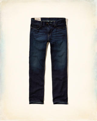 Hollister Relaxed Straight Jeans