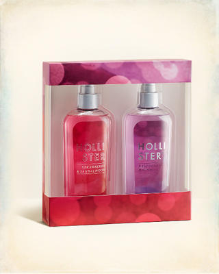 Hollister Limited Edition Holiday Mist Gift Set