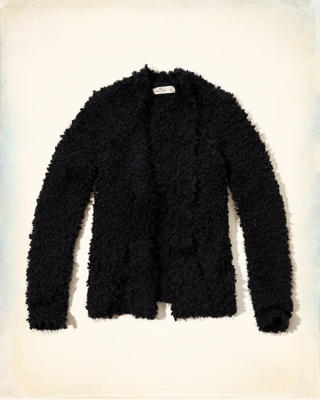 Non-Closure Cardigan