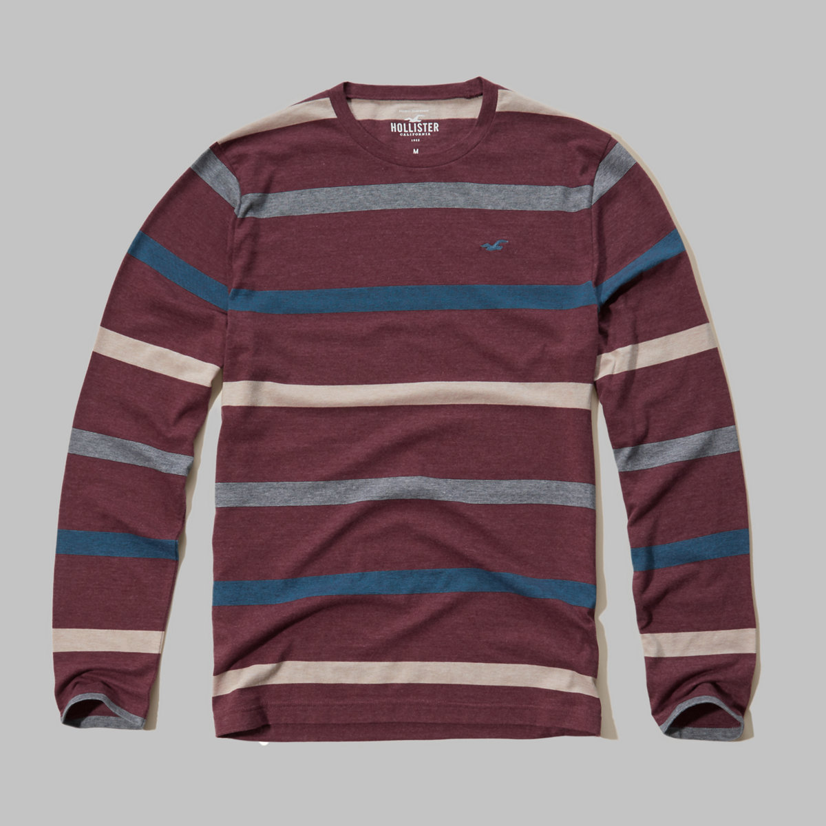 Stripe Crew T-Shirt