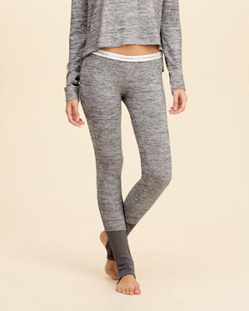 Gilly Hicks Stirrup Sleep Legging