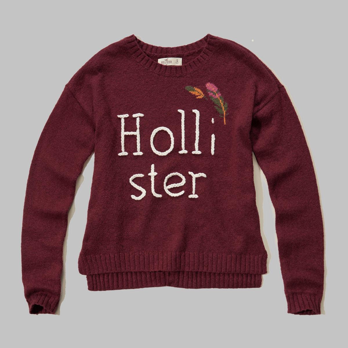 Crew Pullover Sweater