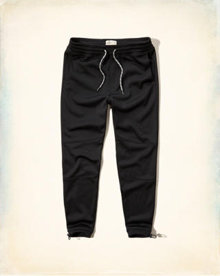 Hollister Thermal Fleece Taper Pants