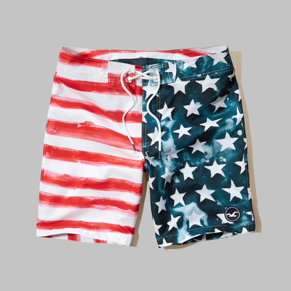 Americana Classic Fit Boardshort