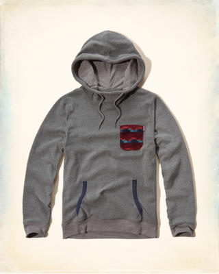Thermal Fleece Hoodie
