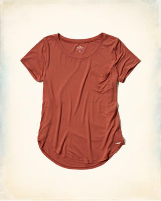Easy Pocket T-Shirt