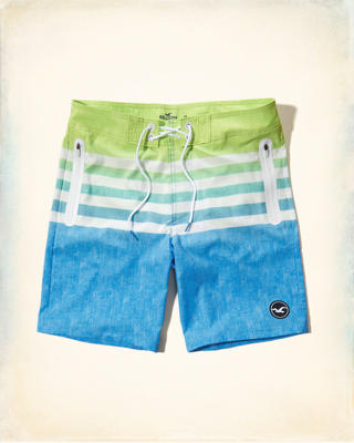 Iconic Classic Fit Board Shorts