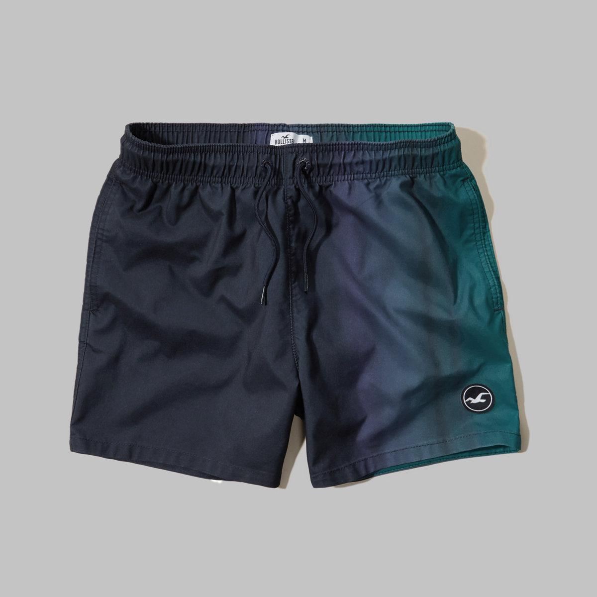 Iconic Guard Fit Swim Shorts