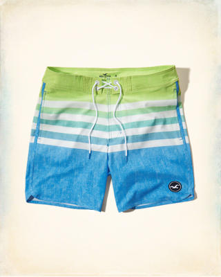 Beach Prep Fit Board Shorts