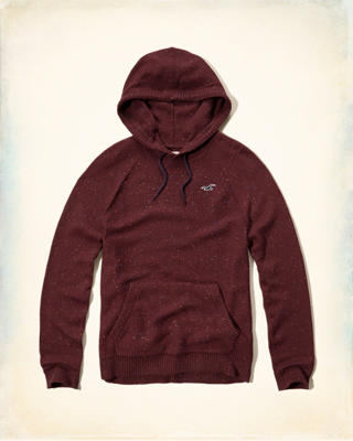 Hooded Icon Sweater