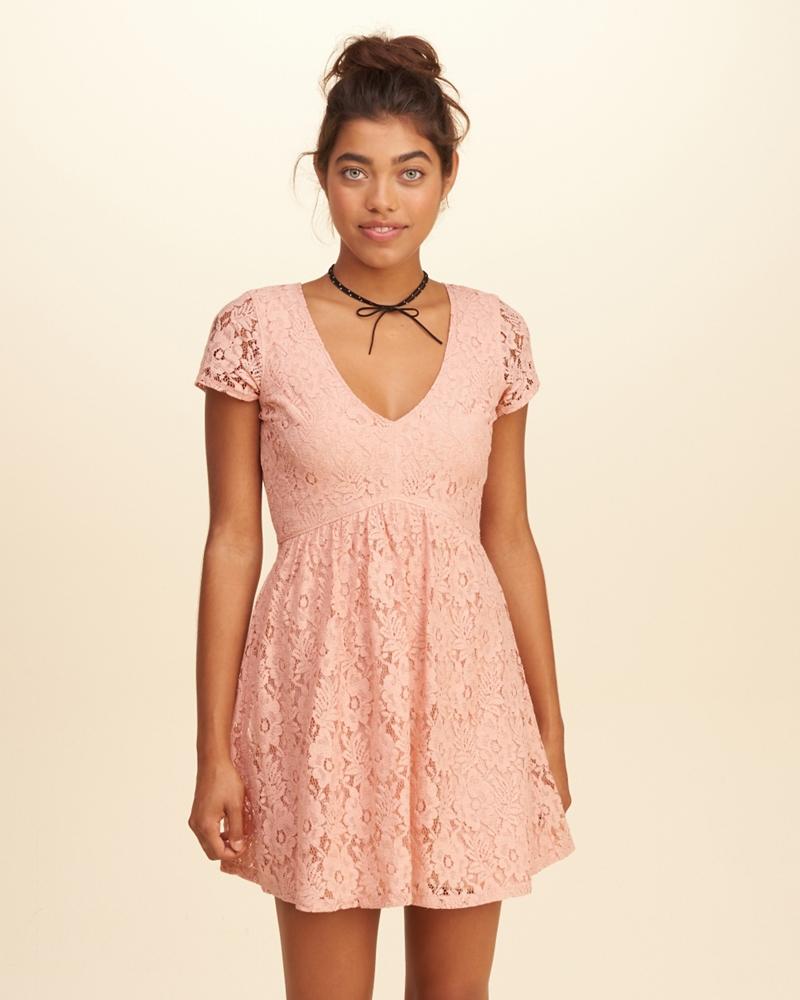 Hollister dresses for girls
