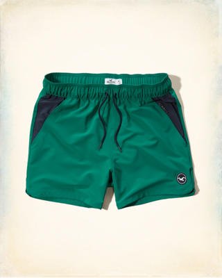 Iconic Guard Fit Swim Shorts