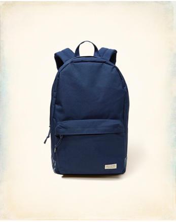 hol Front Pocket Backpack
