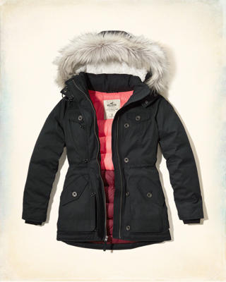 Ultimate Down Parka