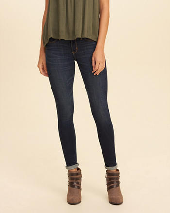 Hollister Low-Rise Jean Leggings