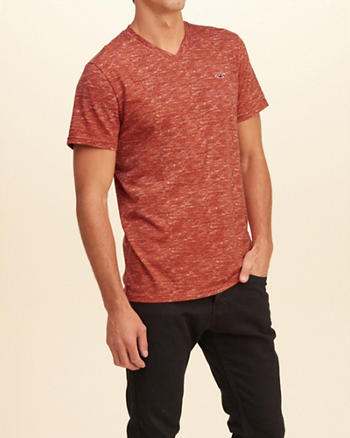 Must-Have V Neck T-Shirt