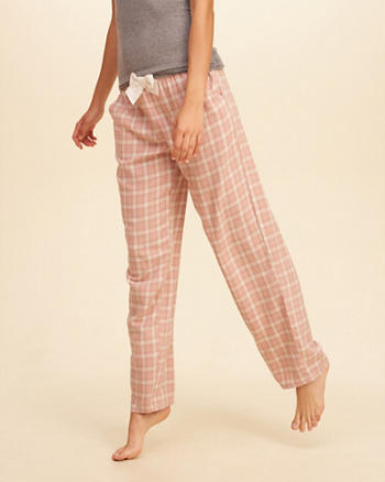 Flannel Boyfriend Sleep Pant