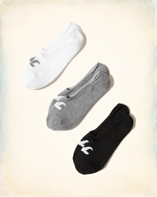 No-Show Socks Multipack