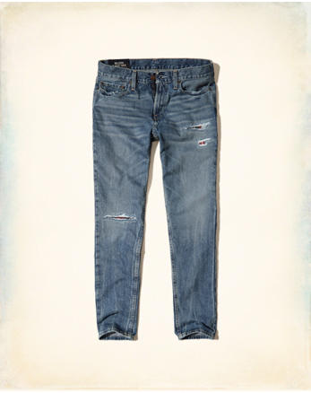 hol Hollister Classic Taper Jeans