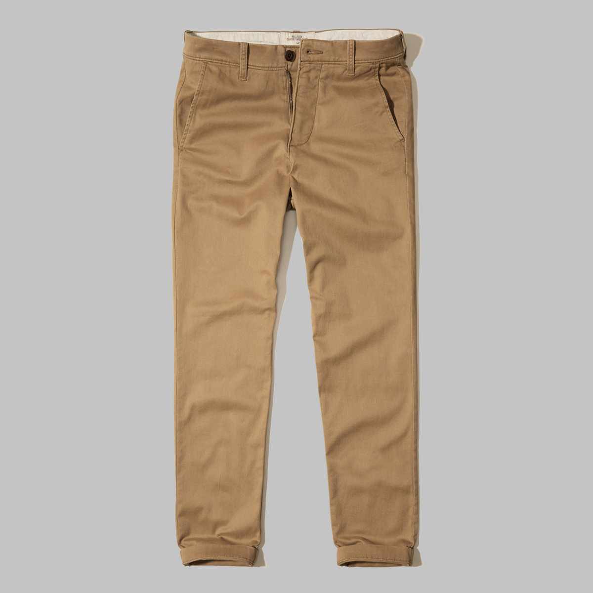 Hollister Classic Taper Chinos