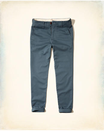 hol Hollister Classic Taper Chinos