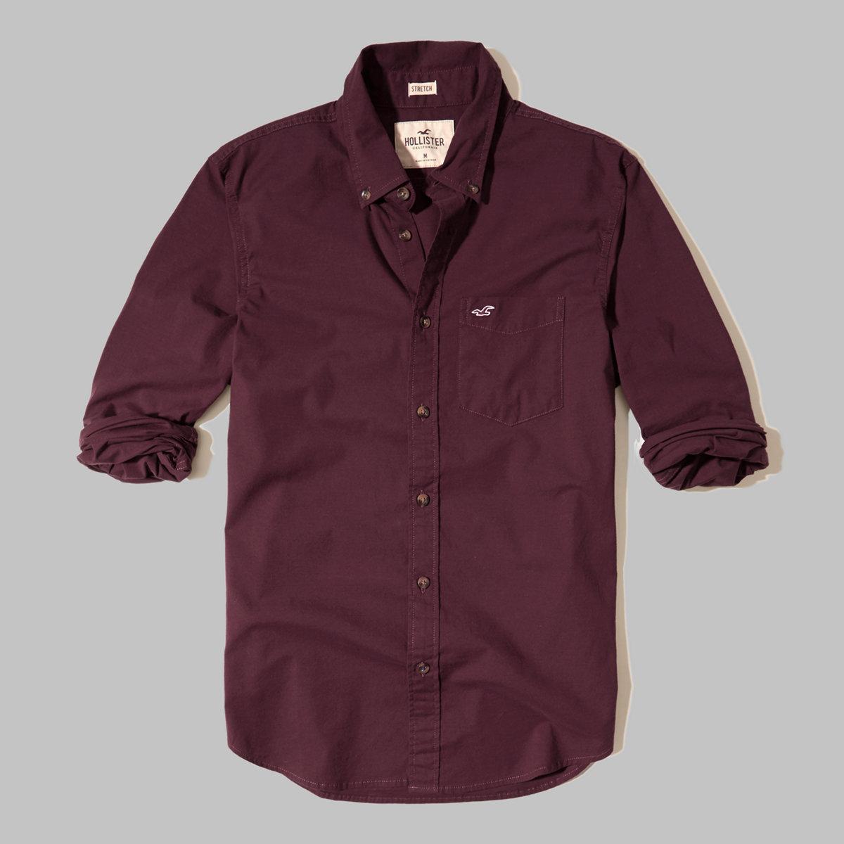 Iconic Poplin Shirt