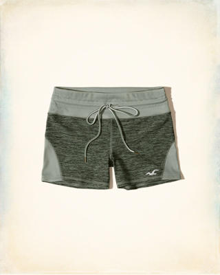 Hollister Cali Sport Yoga Shorts