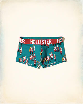 Hollister Holiday Low-Rise Trunk