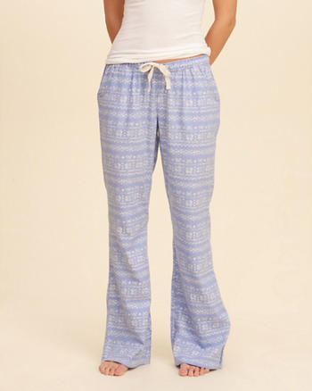 Gilly Hicks Flannel Sleep Pant