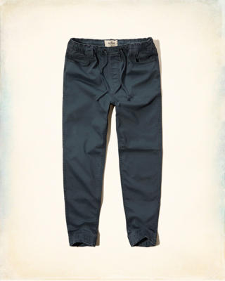 Hollister Five-Pocket Jogger Pants
