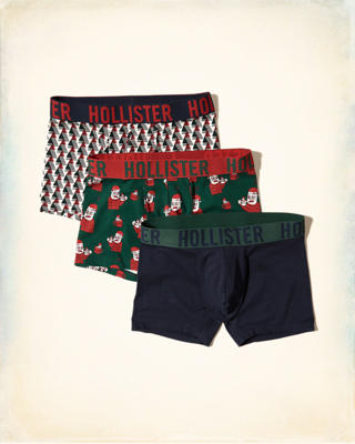Hollister Classic Trunk Multipack