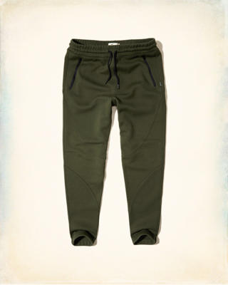 Hollister Taper Neoprene Pants