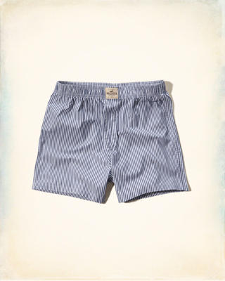 Hollister Stripe Woven Boxers