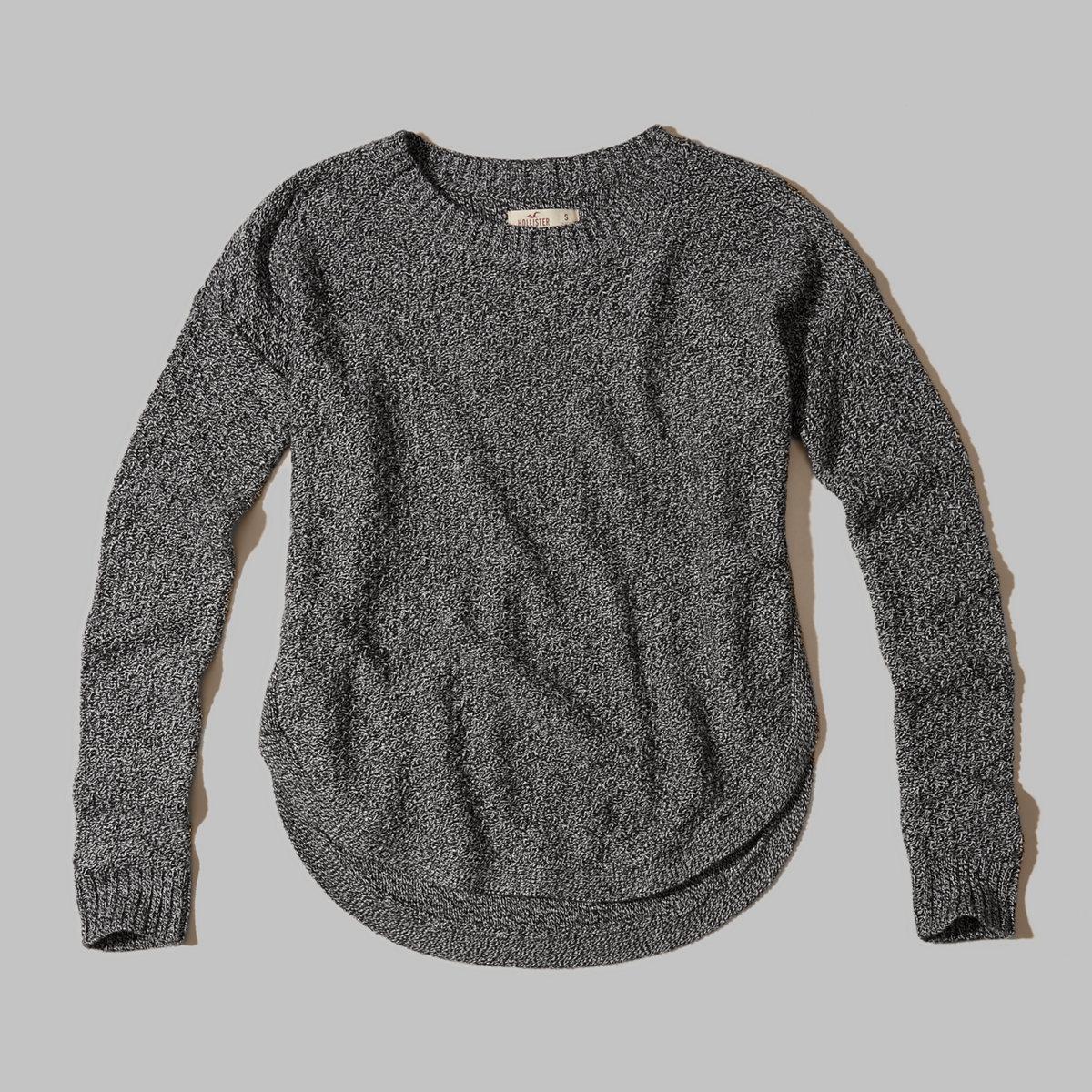 Crew Tunic Sweater